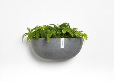 Ecopots Sofia Wall 43 Grey