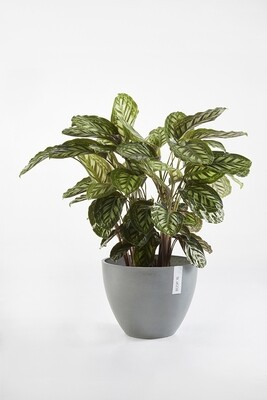 Ecopots Antwerp 30 Blue Grey