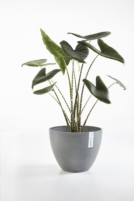 Ecopots Antwerp 40 Blue Grey