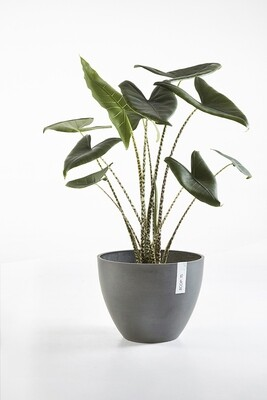 Ecopots Antwerp 40 Grey
