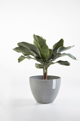 Ecopots Antwerp 50 Blue Grey