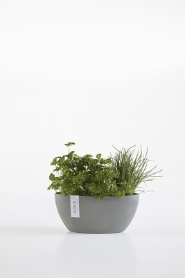 Ecopots Sofia 30 Blue Grey