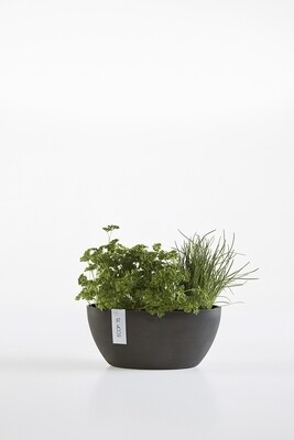 Ecopots Sofia 30 Dark Grey
