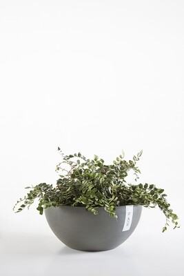 Ecopots Brussels 35 Grey