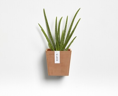 Ecopots Manhattan Wall S 15 Terracotta