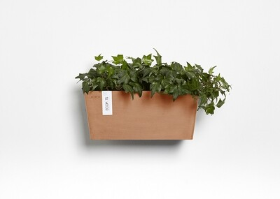 Ecopots Manhattan Wall M 35 Terracotta