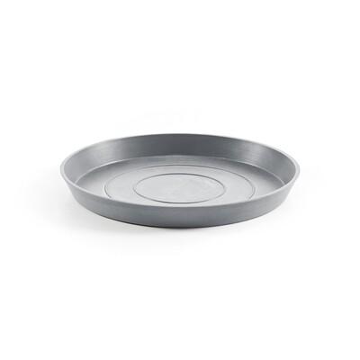 Ecopots Saucer Round 40 Blue Grey