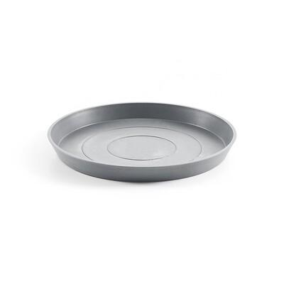 Ecopots Saucer Round 50 Blue Grey
