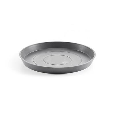 Ecopots Saucer Round 50 Grey