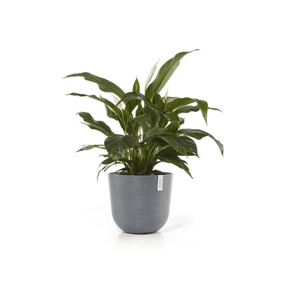 Ecopots Oslo 45 Blue Grey