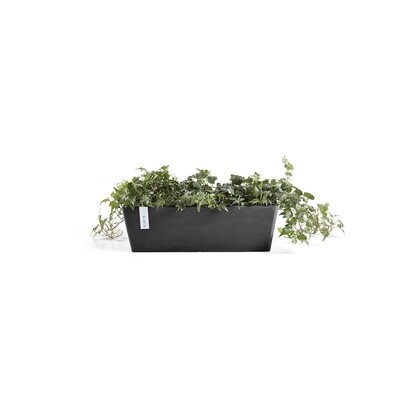 Ecopots Bruges 45 Dark Grey + water reservoir