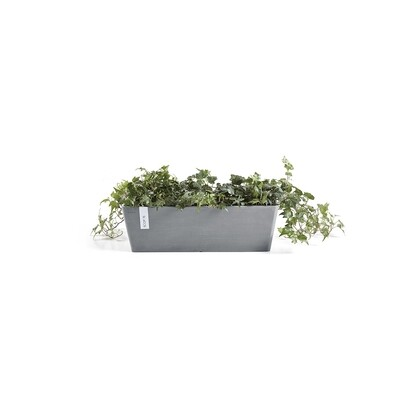 Ecopots Bruges 45 Blue Grey + water reservoir