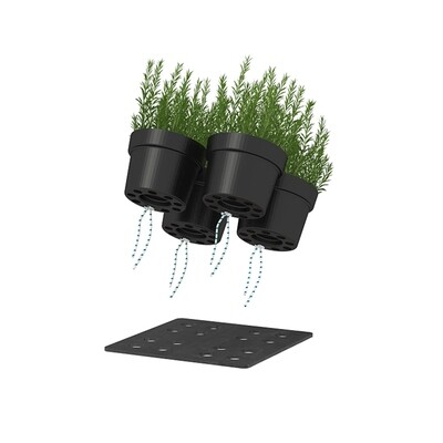 Ecopots Herbs Watering System