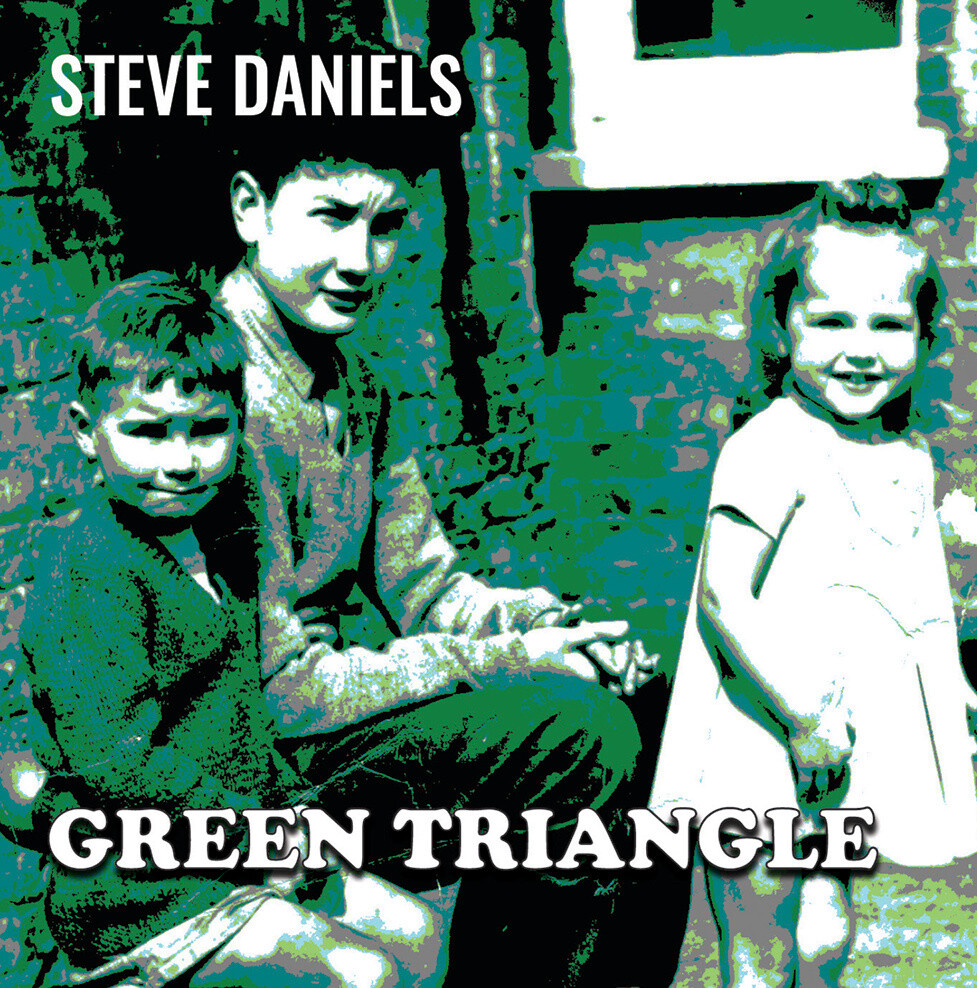 Green Triangle: CD and Booklet