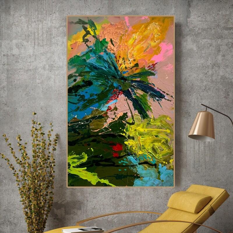 Banksia Bloom