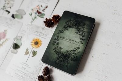 Botanical Witchery Card Set