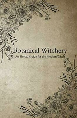 Botanical Witchery Cards + Book