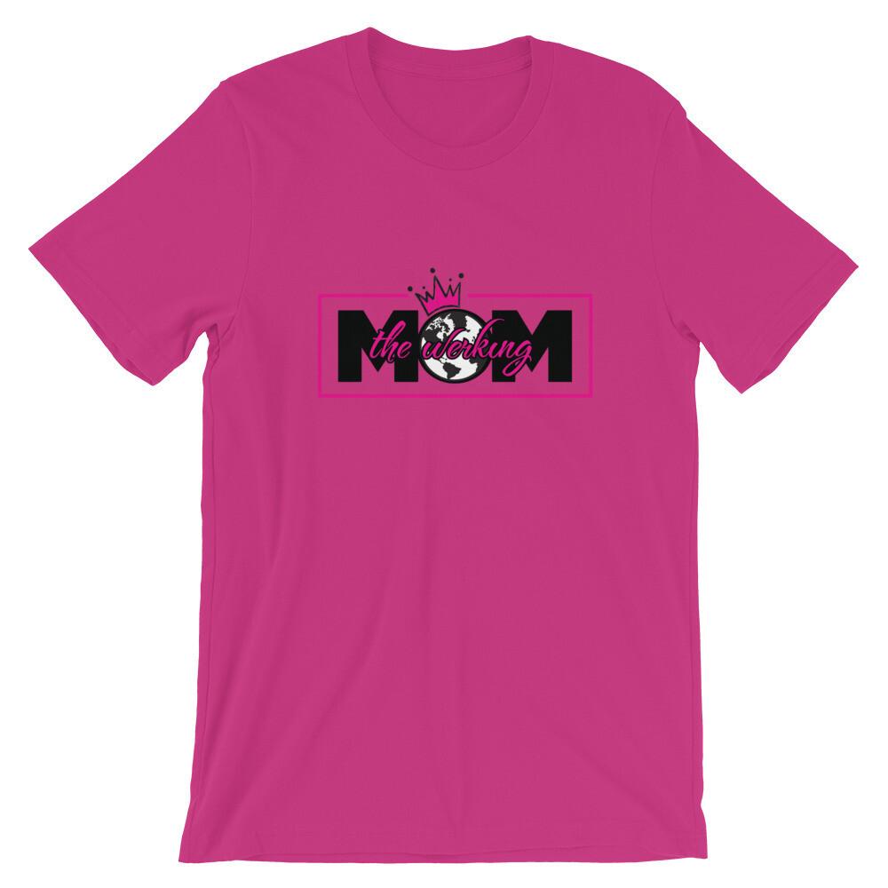 The Werking Mom Logo Short-Sleeve Unisex T-Shirt