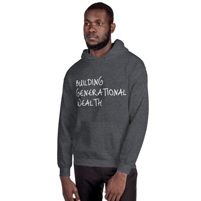 Building Generational Wealth Unisex Hoodie