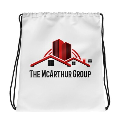 Logo Drawstring bag