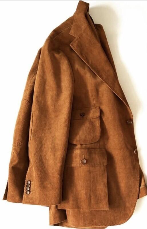 The Commander Sport coat