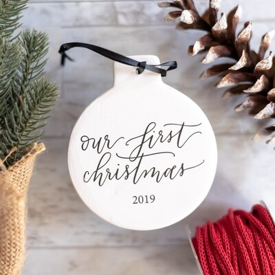 Our first Christmas 2019