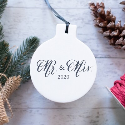 Mr. Mrs. 2020