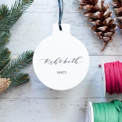 Rehobeth 19971