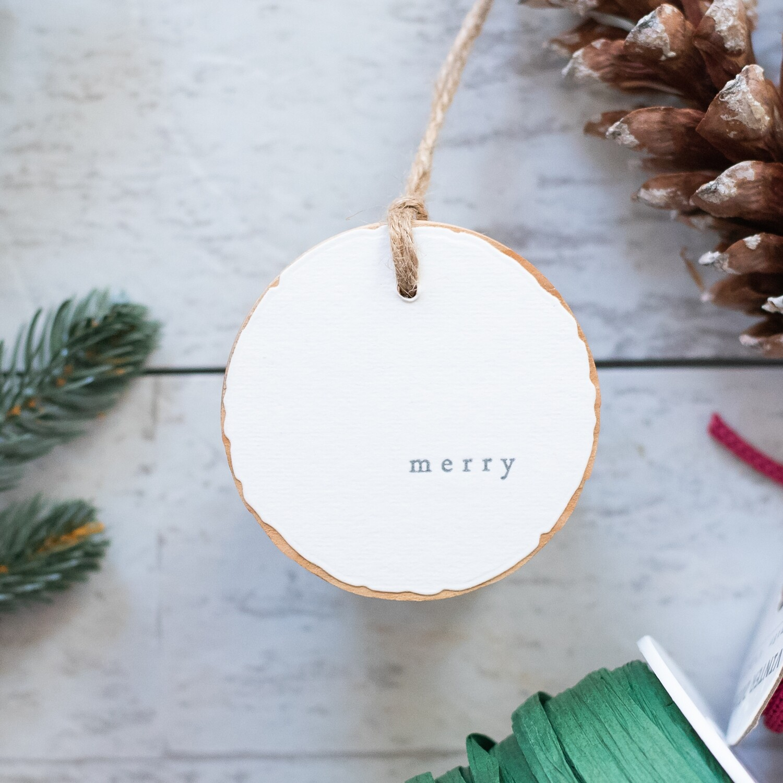 Merry Minimalist