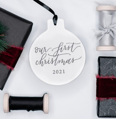 Our first Christmas 2021