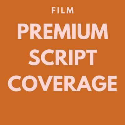 FILM - Premium Script Coverage