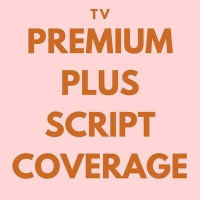 TV - Premium Plus Script Coverage