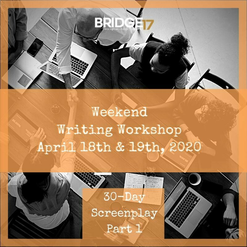 Weekend Writing Workshop (April)