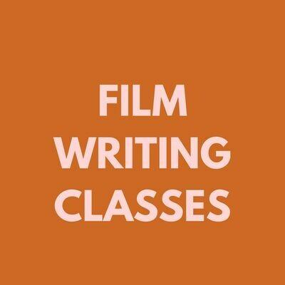 Movie Monday Writing Class - September 28th, 2020