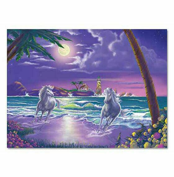 Seaside Stallions Puzzle