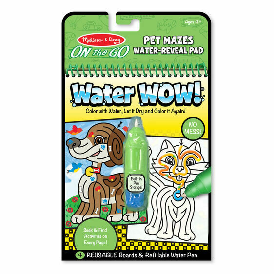 WaterWOW - Pet Mazes
