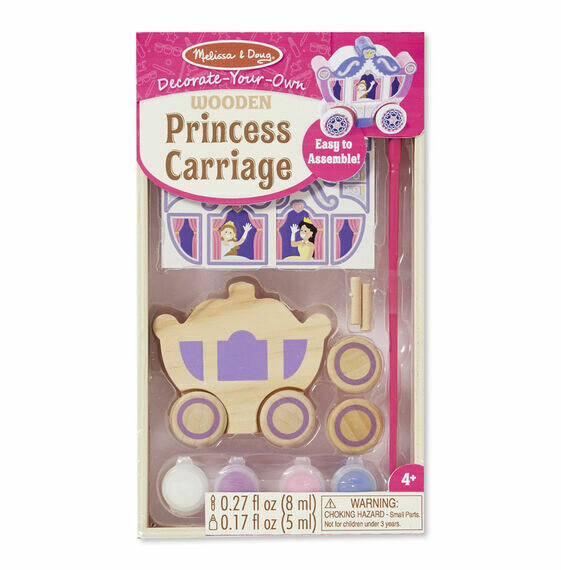 DYO Princess Carriage