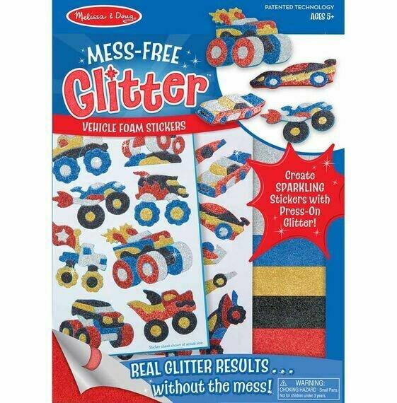 vehicle - Mess free Glitter