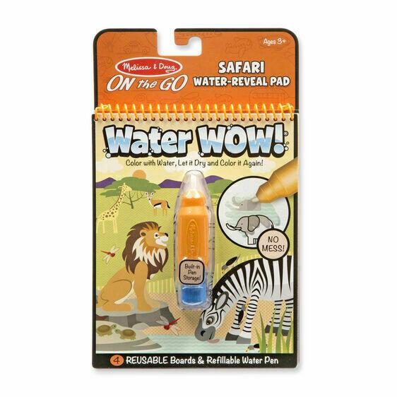 WaterWOW - Safari