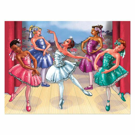 Puzzle Ballet Recital
