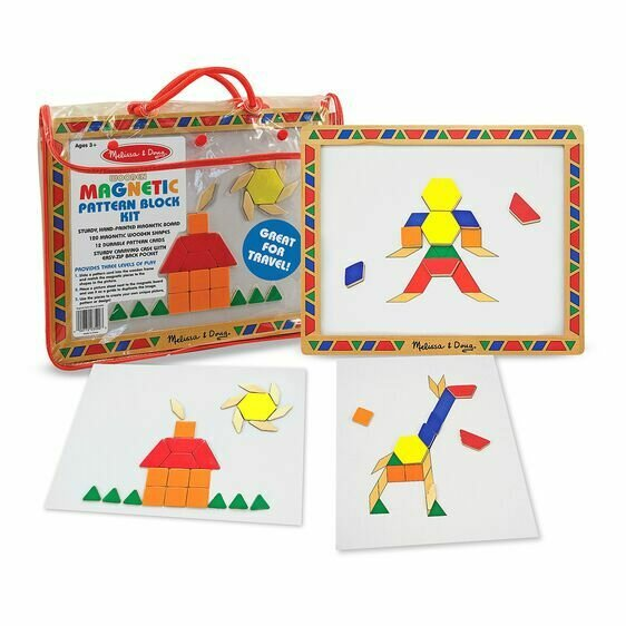 Magnetic Pattern Block Kit