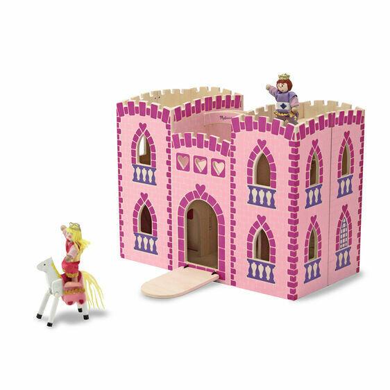 Princess CastleFold & Go
