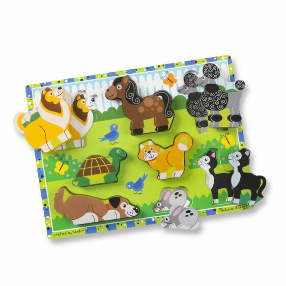 Pet Chunky Puzzle