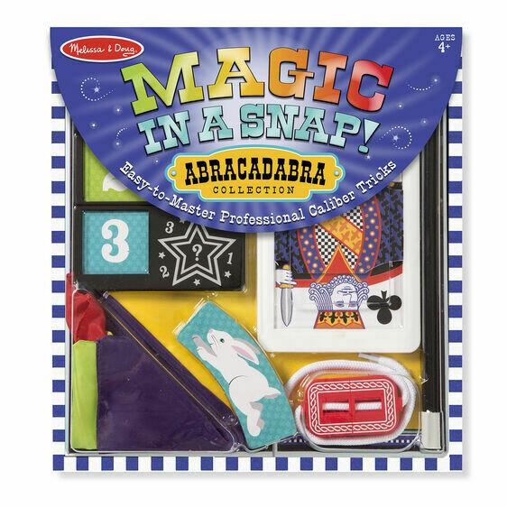 Magic in a Snap Abracadabra Collection