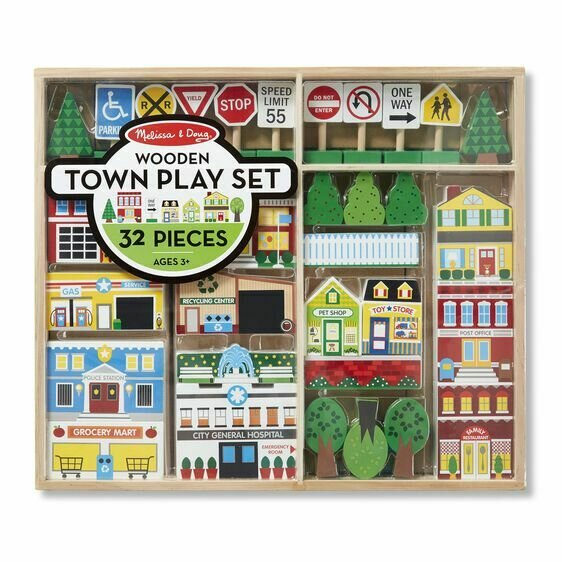 Town Play Set