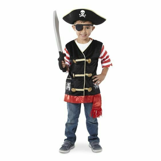 Pirate Role Play Sert