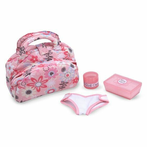 Doll Diaper Changing set
