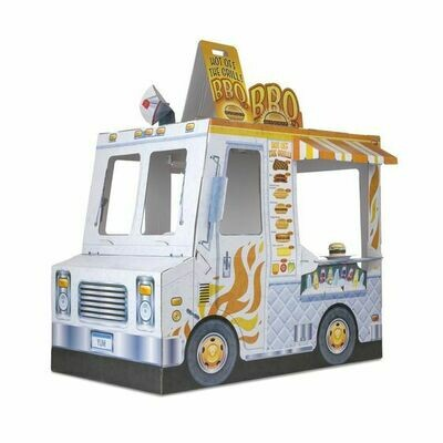 Food Truck Indoor Play House