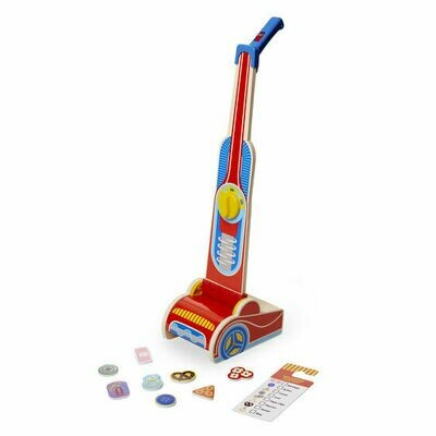 vacuum cleaner play set