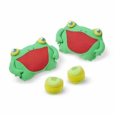 Skippy Frog Toss&Grip